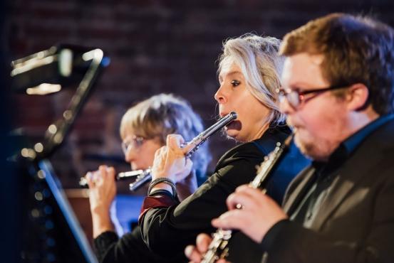 Karen Jones flute