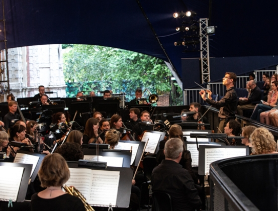 City of London Sinfonia at Opera Holland Park