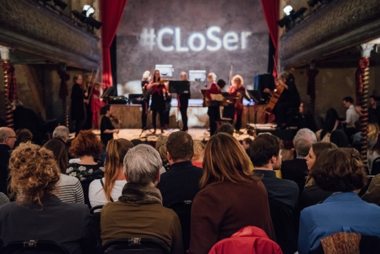 CLoSer Wilton's Music Hall