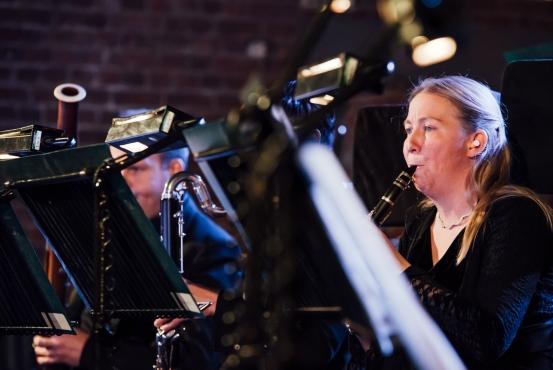 Waffy principal clarinet