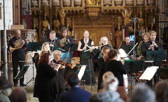 Haydn 'London' Symphony at Southwark Cathedral