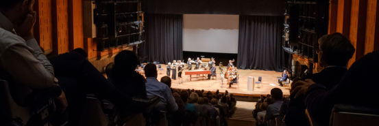 Bach Remixed at the QEH by James Berry Photography