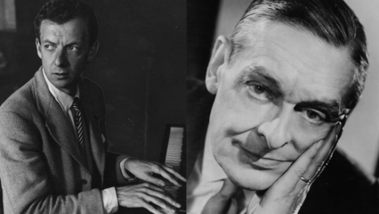 Britten and TS Eliot