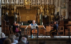 Online concert: Goldberg Variations at Southwark Cathedral
