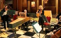 Lunchtime Concert: Dark Night To Bright Light