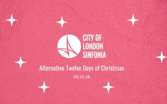 Online: Alternative Twelve Days of Christmas