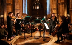 Strings at the Albany: Relaxed Lunchtime Performance