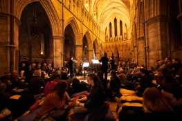 Modern Mystics at Southwark Cathedral
