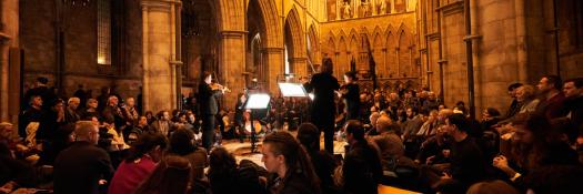 String Quartet Southwark Cathedral