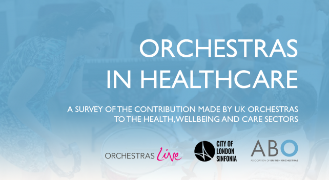 Orchestras in Healthcare