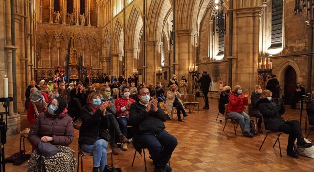 Haydn 'London' Symphony at Southwark Cathedral