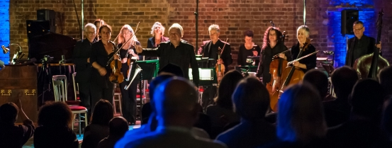 City of London Sinfonia at Village Underground September 2015