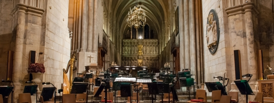 City of London Sinfonia at Southwark Cathedral 2015