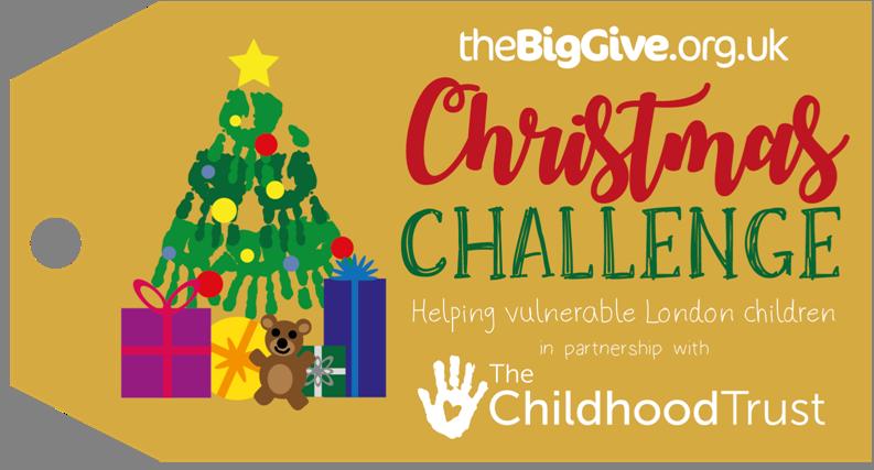 Big Give Christmas Challenge 2017
